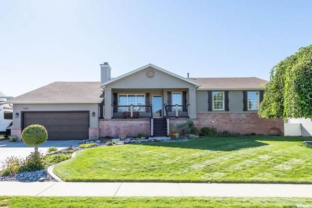 9272 S Uinta Hills Dr, West Jordan, UT 84088 (#1699408) :: Big Key Real Estate