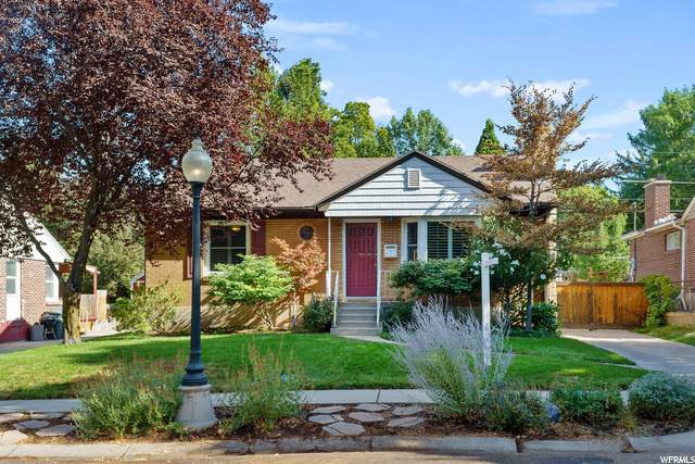 2249 E Ramona Ave, Salt Lake City, UT 84108 (#1699426) :: McKay Realty