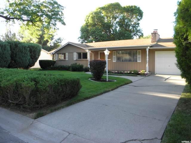 942 E 5750 S, Murray, UT 84121 (#1699450) :: Big Key Real Estate