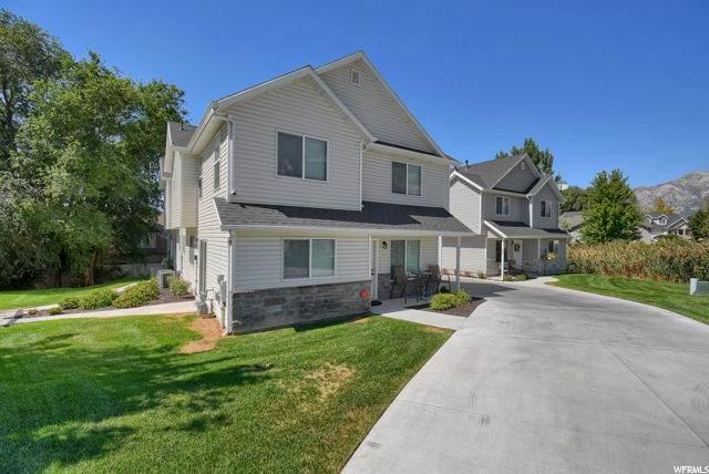 447 N Cattail Dr E, Ogden, UT 84404 (MLS #1699453) :: Lookout Real Estate Group