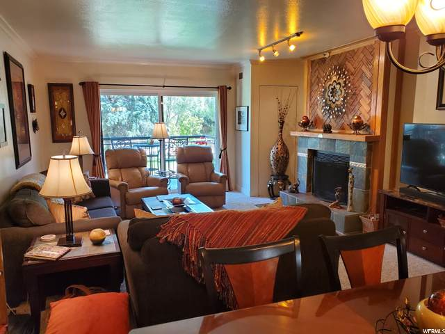 950 Park Ave #228, Park City, UT 84060 (#1699490) :: Doxey Real Estate Group
