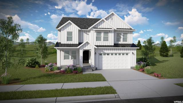 1772 W Stone Hollow Dr #417, Saratoga Springs, UT 84045 (#1699497) :: Red Sign Team