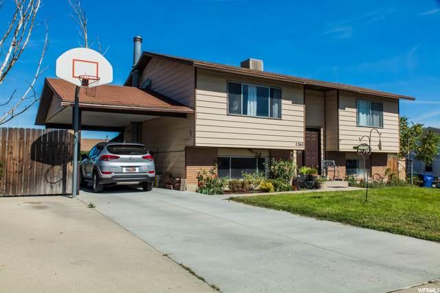 5346 S Lewis Clark Dr W, Salt Lake City, UT 84118 (#1699500) :: Doxey Real Estate Group