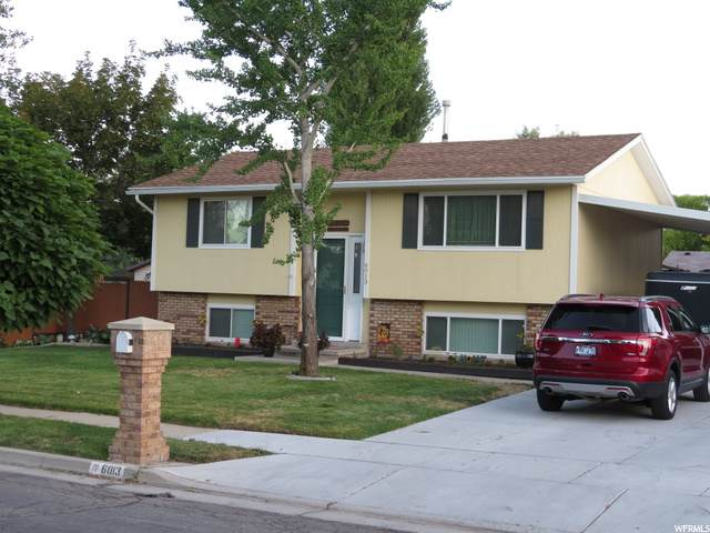 6013 W Lodestone Ave, Salt Lake City, UT 84118 (#1699508) :: McKay Realty