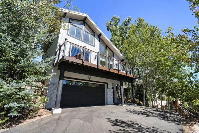 4224 Sunrise Dr #56, Park City, UT 84098 (MLS #1699510) :: High Country Properties