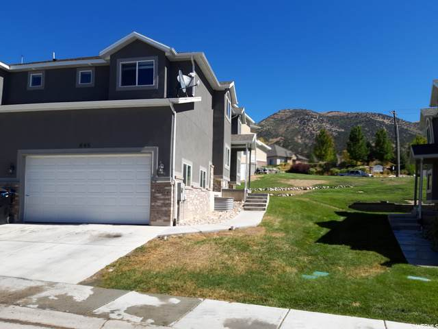 845 N Sapphire Way, Morgan, UT 84050 (#1699521) :: Doxey Real Estate Group