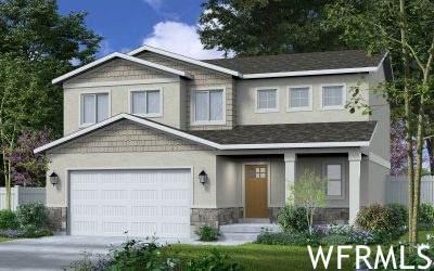 3942 S Sennie Dr #39, Magna, UT 84044 (MLS #1699526) :: Lookout Real Estate Group