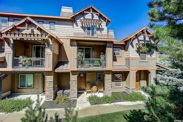 861 W Carving Edge Ct, Kamas, UT 84036 (MLS #1699531) :: High Country Properties