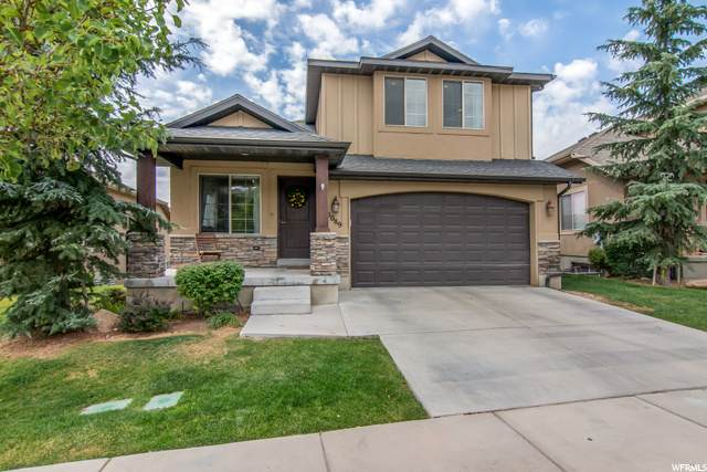 5089 N Fox Hollow Way W, Lehi, UT 84043 (#1699569) :: Doxey Real Estate Group