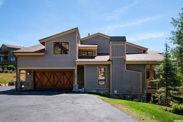 1480 Seasons Dr, Park City, UT 84060 (#1699574) :: Doxey Real Estate Group