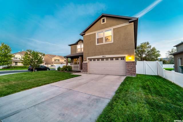 2815 W 560 S, Lehi, UT 84043 (#1699579) :: Gurr Real Estate