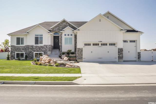 611 S 1300 W, Marriott Slaterville, UT 84404 (#1699581) :: Doxey Real Estate Group