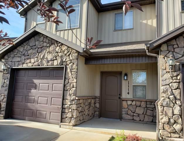 1114 W Lancelot Ln S, Ogden, UT 84401 (MLS #1699605) :: Lookout Real Estate Group