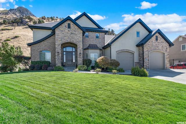 11256 N Shoreline Dr, Highland, UT 84003 (#1699608) :: Berkshire Hathaway HomeServices Elite Real Estate