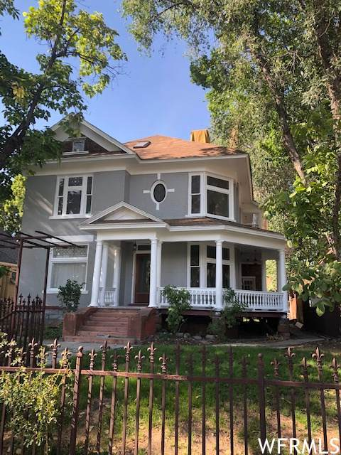 319 E 700 S, Salt Lake City, UT 84111 (MLS #1699618) :: Lookout Real Estate Group