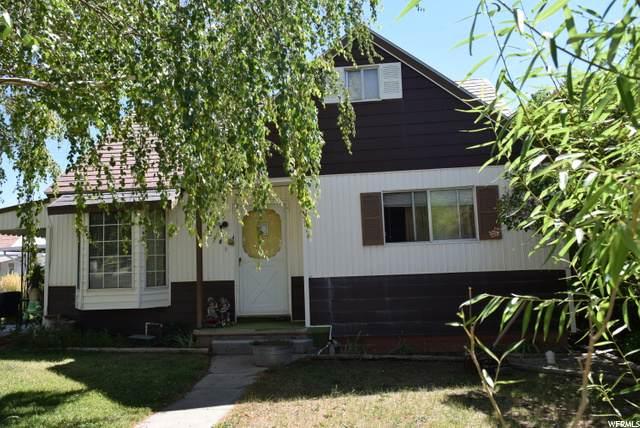 348 Berkley Ave, East Carbon, UT 84520 (#1699647) :: Big Key Real Estate