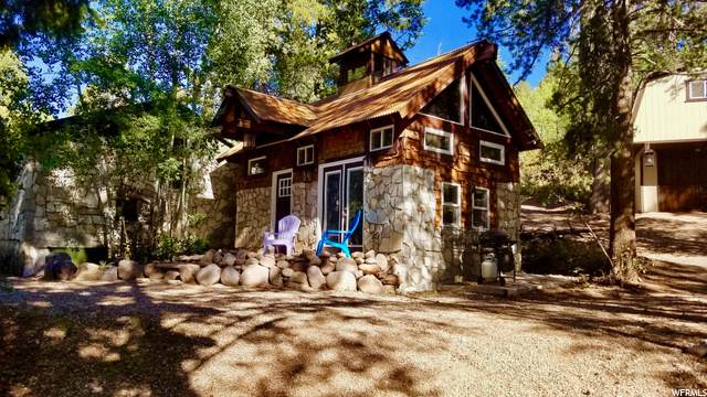 37 River Vu Rd #37, Oakley, UT 84055 (MLS #1699649) :: High Country Properties