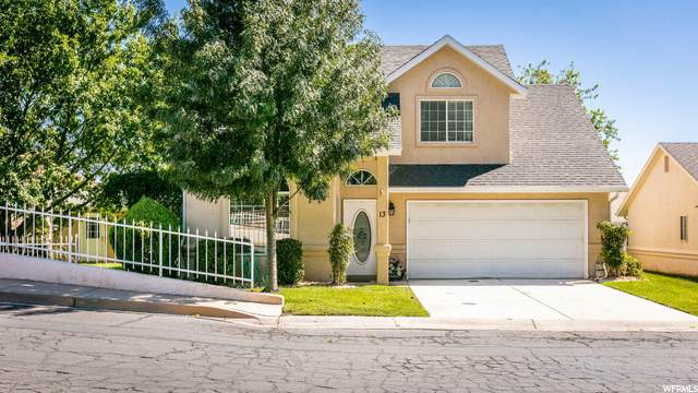 710 S Indian Hills Dr, St. George, UT 84770 (#1699652) :: Colemere Realty Associates