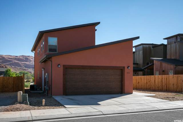 995 Valley View Court Ct N, Moab, UT 84532 (#1699654) :: Red Sign Team