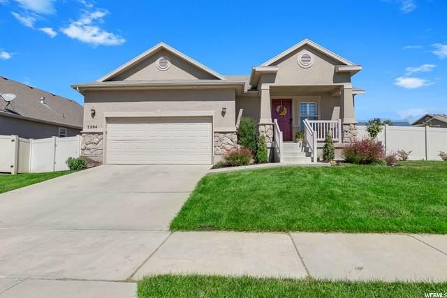 2294 W 2150 N, Lehi, UT 84043 (#1699660) :: Big Key Real Estate