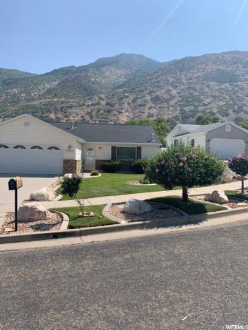 1340 N Lewis Peak Dr, Ogden, UT 84404 (#1699674) :: Doxey Real Estate Group