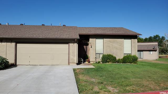 1200 N 100 W #9, Vernal, UT 84078 (#1699730) :: Colemere Realty Associates