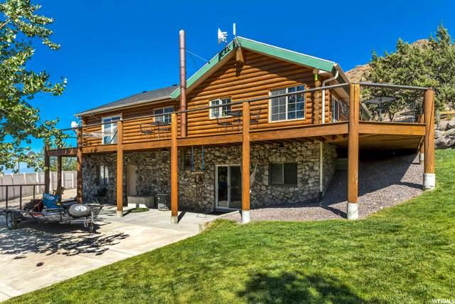 15195 S Step Mountain Rd W, Herriman, UT 84096 (#1699731) :: Big Key Real Estate