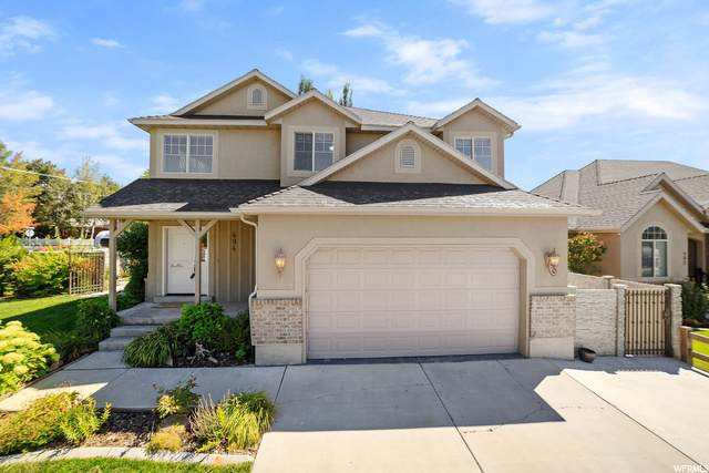 494 N 340 W, American Fork, UT 84003 (#1699744) :: Berkshire Hathaway HomeServices Elite Real Estate