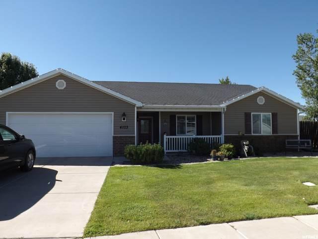 4103 W 200 N, Cedar City, UT 84720 (#1699785) :: Big Key Real Estate