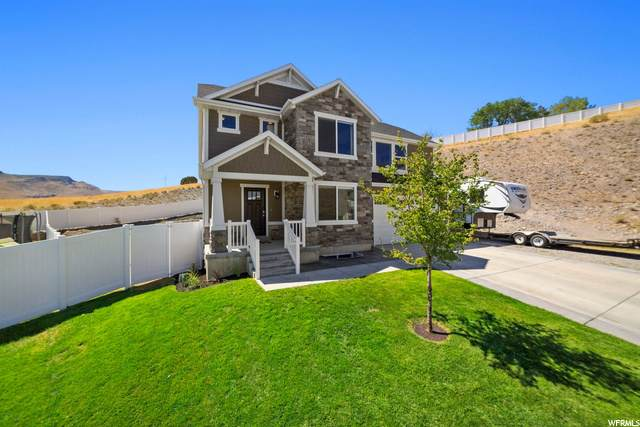 7103 W Romans Pl, Herriman, UT 84096 (MLS #1699794) :: Lookout Real Estate Group