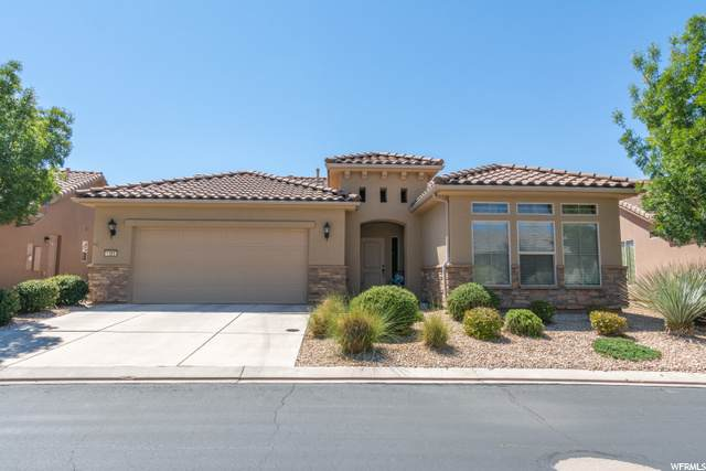 1395 W Forest Hill Dr, St. George, UT 84790 (MLS #1699796) :: Lawson Real Estate Team - Engel & Völkers