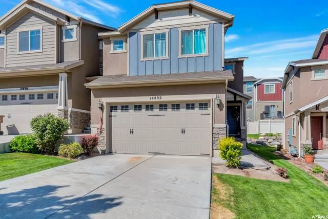 14492 Windom Rd, Herriman, UT 84096 (MLS #1699801) :: Lookout Real Estate Group