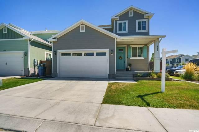 568 N 80 W, Vineyard, UT 84059 (#1699828) :: Utah Best Real Estate Team | Century 21 Everest
