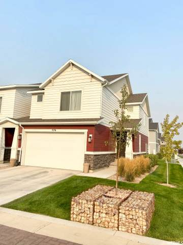 576 S Silvermoon Ln, Saratoga Springs, UT 84045 (MLS #1699893) :: Lookout Real Estate Group
