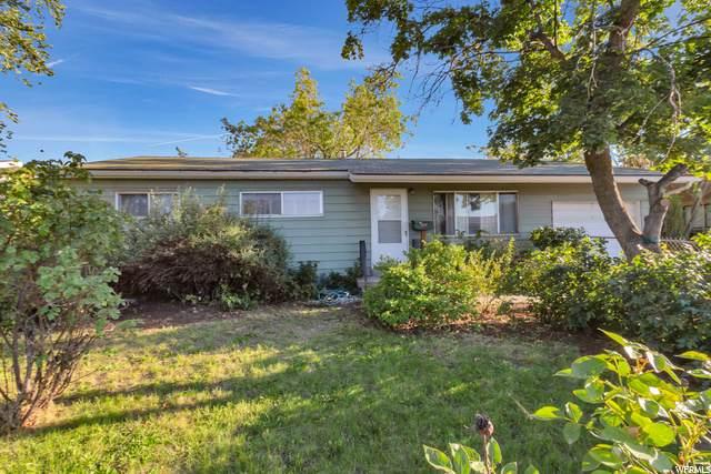 4095 W 4805 S, Salt Lake City, UT 84118 (#1699909) :: Big Key Real Estate
