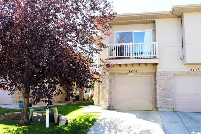 8476 S Ivy Springs Ln W, West Jordan, UT 84081 (MLS #1699947) :: Lookout Real Estate Group