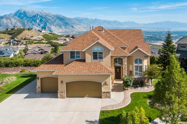 1894 E Vista Ridge Ct S, Draper (Ut Cnty), UT 84020 (#1699955) :: Utah Best Real Estate Team | Century 21 Everest
