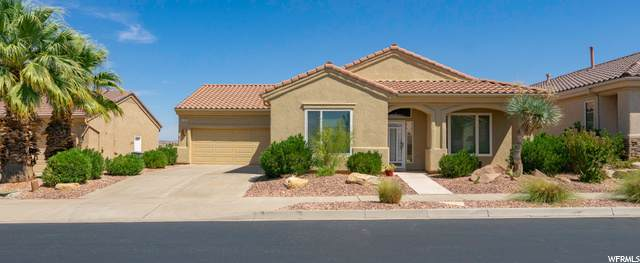4389 Ironwood Dr, St. George, UT 84790 (#1699967) :: goBE Realty