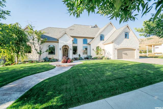 921 E Pebble Creek Rd S, Smithfield, UT 84335 (#1699971) :: Big Key Real Estate
