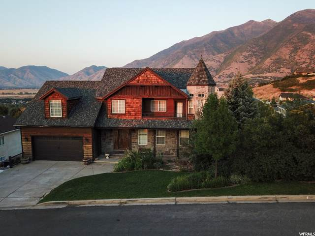 2605 Oak Ridge Dr, Spanish Fork, UT 84660 (#1699979) :: Gurr Real Estate