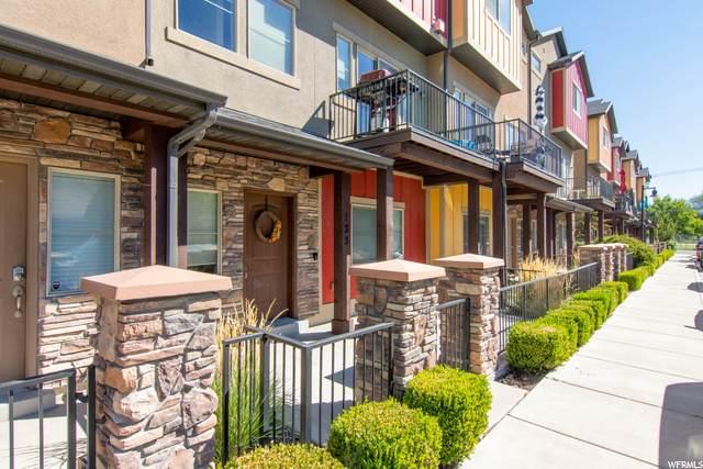 133 W Canley Vale Ln, Salt Lake City, UT 84115 (MLS #1699990) :: Lookout Real Estate Group