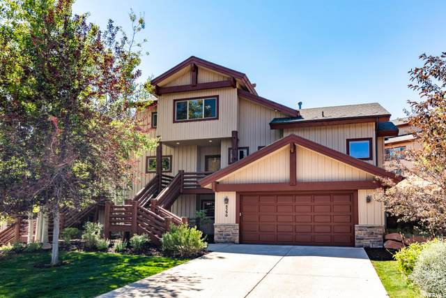 8390 N Pointe Dr #64, Park City, UT 84098 (#1699993) :: Utah Best Real Estate Team | Century 21 Everest