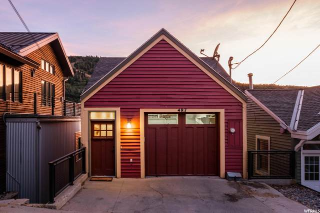 487 Ontario Ave, Park City, UT 84060 (#1699998) :: Doxey Real Estate Group