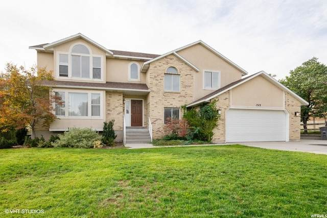 1313 W Jordan Hills Dr, South Jordan, UT 84095 (#1700005) :: Doxey Real Estate Group