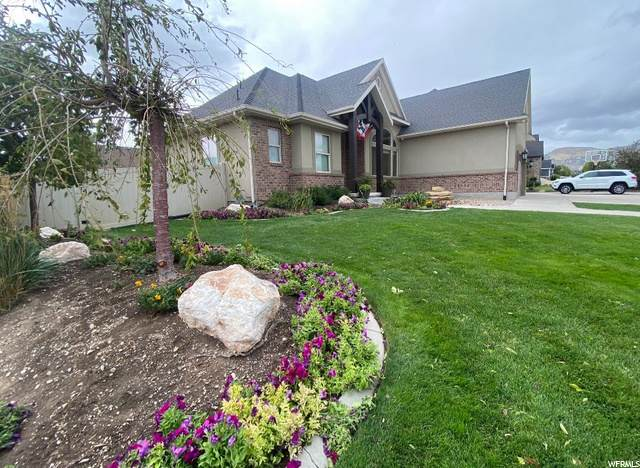 6243 W Freedom Hill Way, Herriman, UT 84096 (#1700008) :: Gurr Real Estate