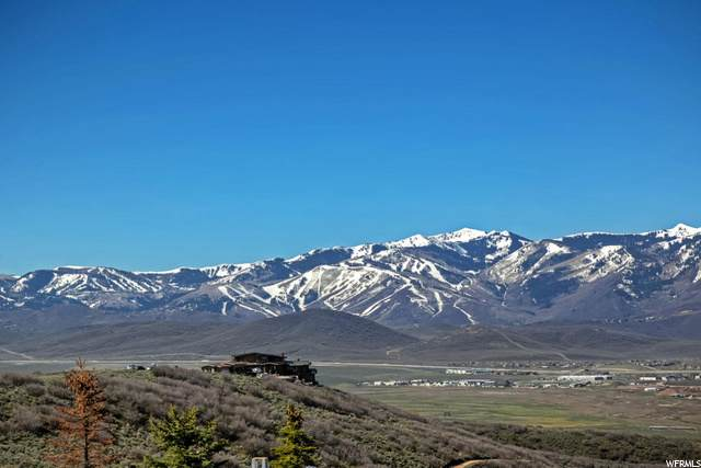 8888 Mountain Crest Rd, Park City, UT 84098 (MLS #1700016) :: High Country Properties