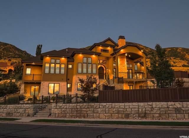 1482 N 150 E, Centerville, UT 84014 (#1700033) :: Powder Mountain Realty