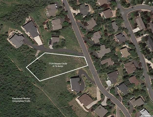 7739 Susans Cir, Park City, UT 84098 (MLS #1700058) :: High Country Properties