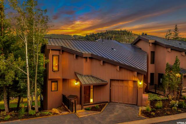 1360 Pinnacle Dr, Park City, UT 84060 (#1700073) :: Colemere Realty Associates