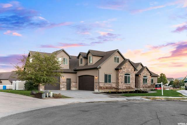 11931 S Scenic Cv W, Riverton, UT 84096 (#1700075) :: McKay Realty